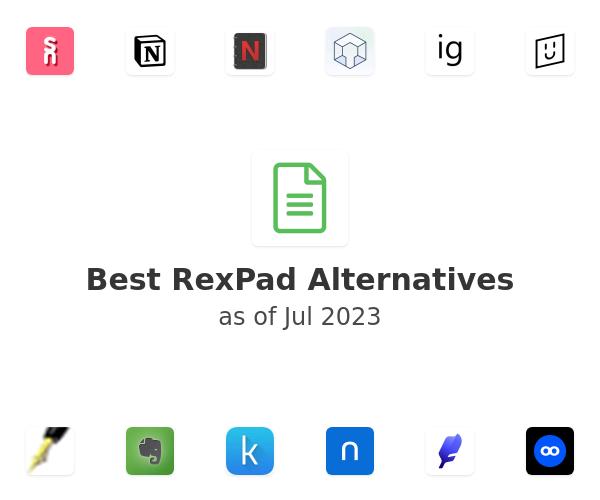 Best RexPad Alternatives