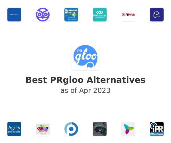 Best PRgloo Alternatives