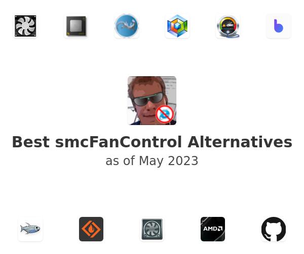Best smcFanControl Alternatives