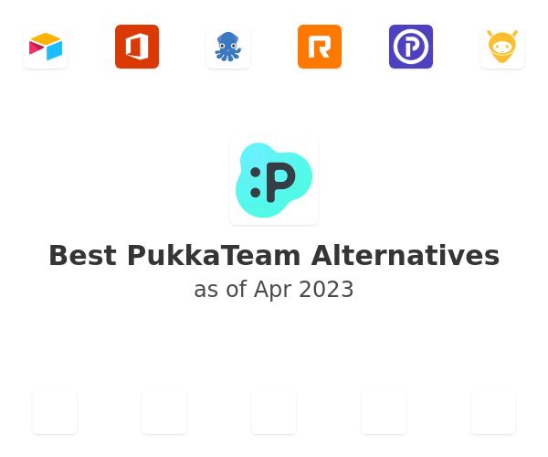 Best PukkaTeam Alternatives