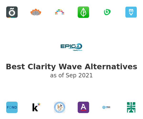 Best Clarity Wave Alternatives