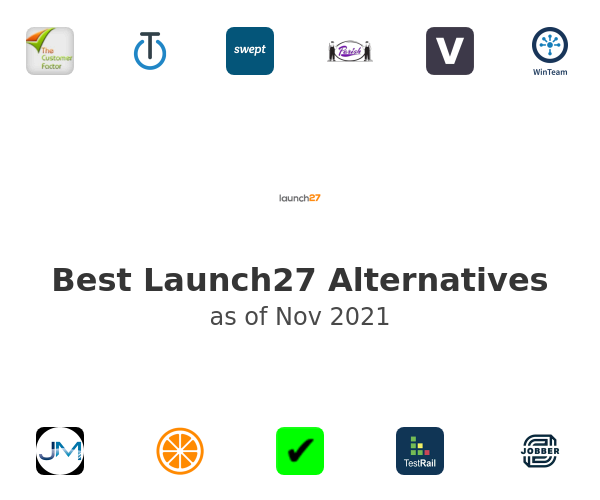Best Launch27 Alternatives