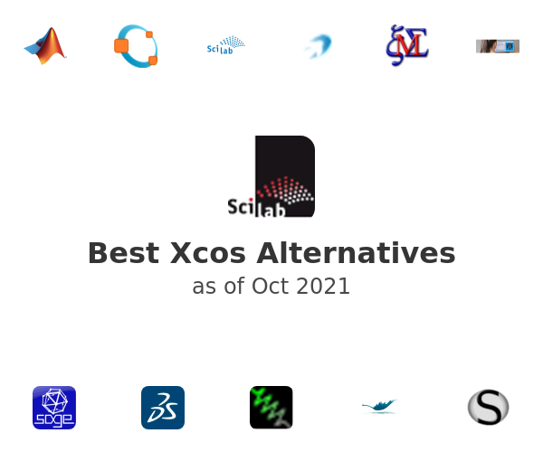 Best Xcos Alternatives