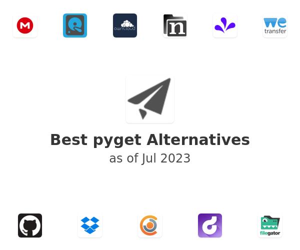 Best pyget Alternatives