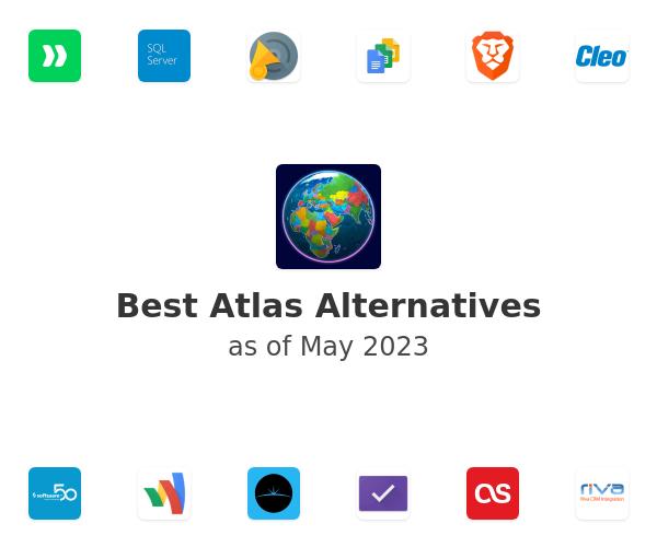 Best Atlas Alternatives