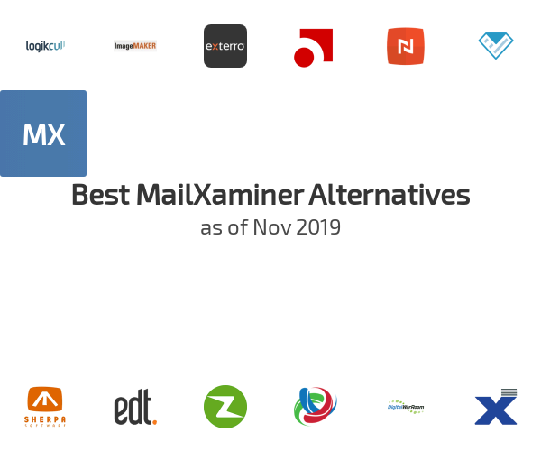 Best MailXaminer Alternatives