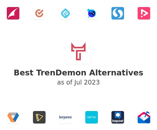 Best TrenDemon Alternatives