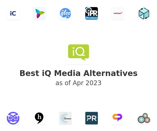 Best iQ Media Alternatives
