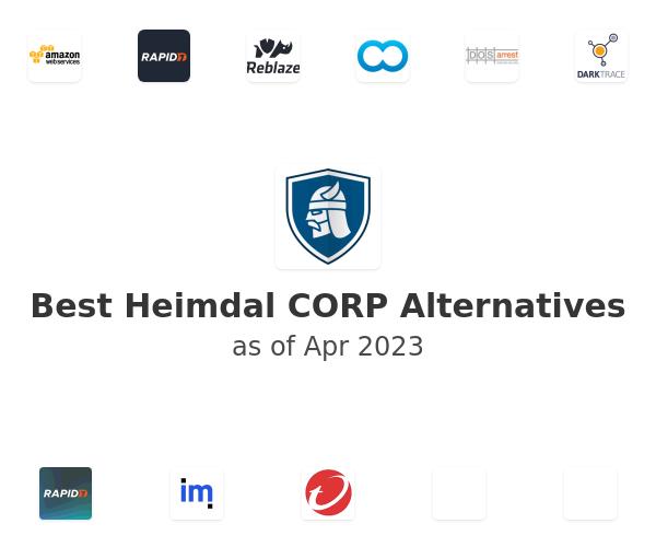 Best Heimdal CORP Alternatives