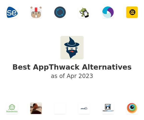 Best AppThwack Alternatives