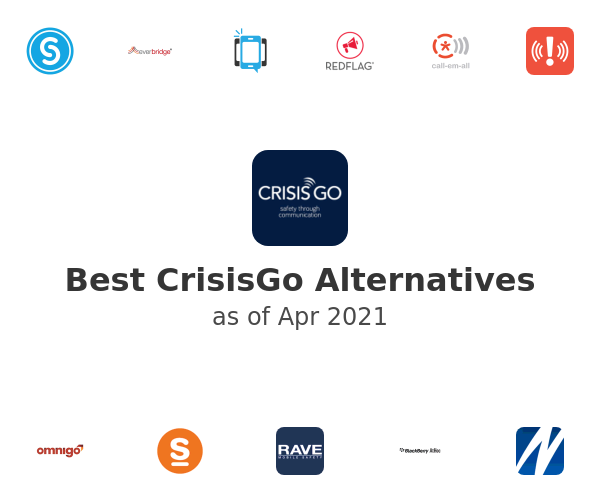 Best CrisisGo Alternatives