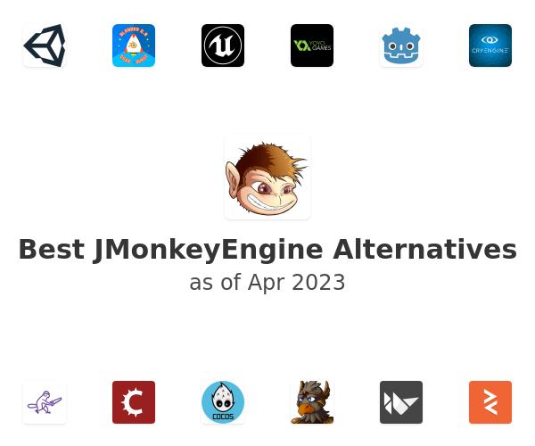 Best JMonkeyEngine Alternatives
