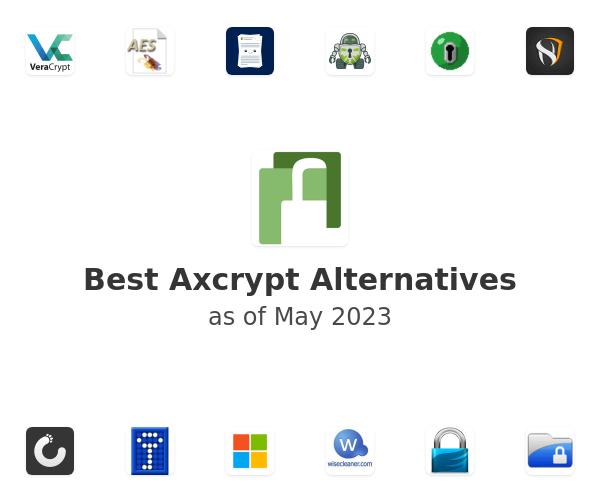 Best Axcrypt Alternatives