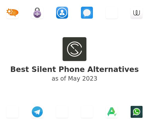 Best Silent Phone Alternatives