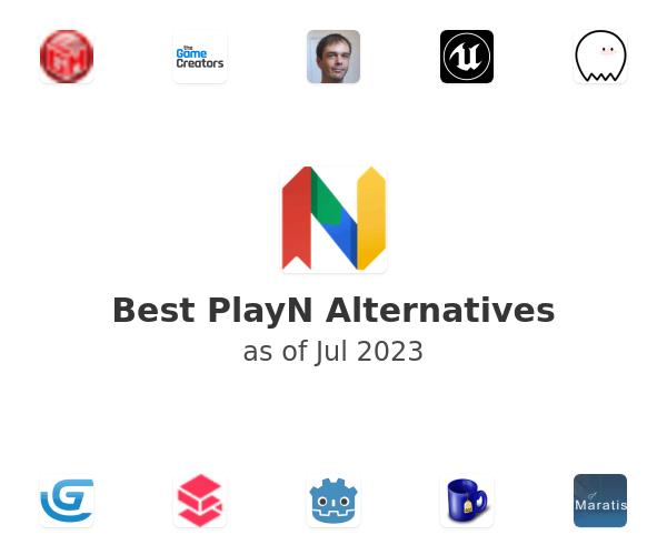 Best PlayN Alternatives