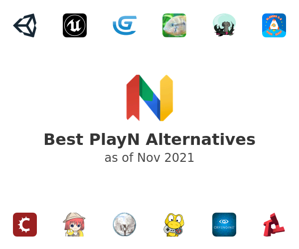 Best PlayN Alternatives