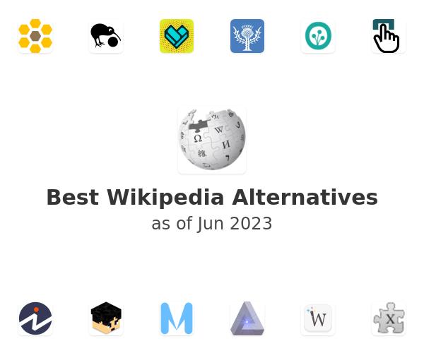 Best Wikipedia Alternatives
