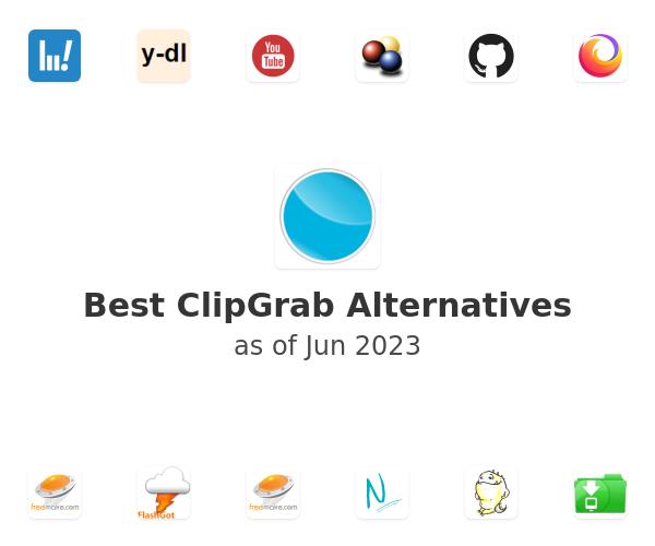 Best ClipGrab Alternatives