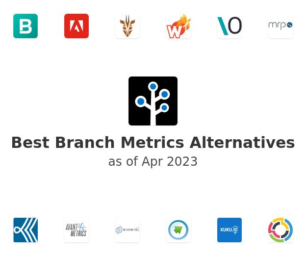 Best Branch Metrics Alternatives