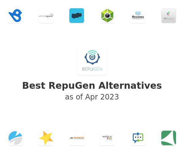 Best RepuGen Alternatives