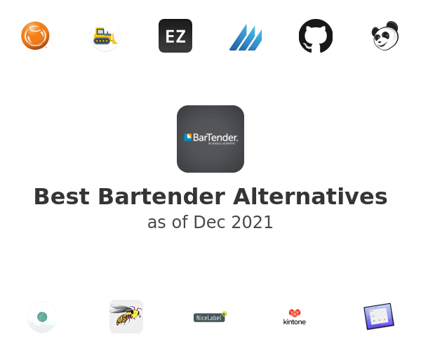 Best Bartender Alternatives