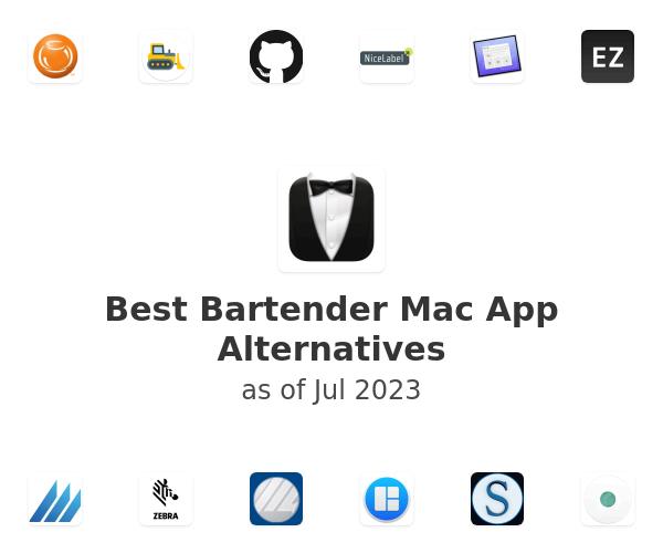 Best Bartender Alternatives