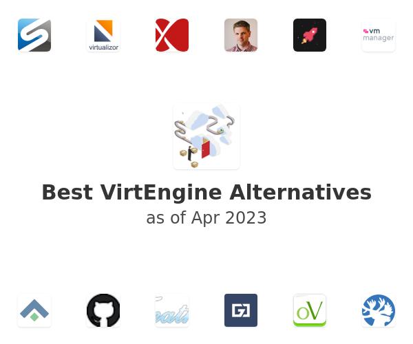 Best VirtEngine Alternatives