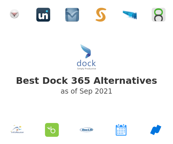 Best Dock 365 Alternatives