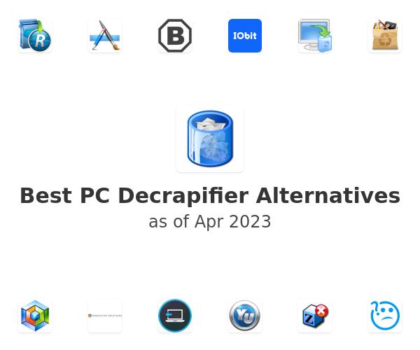 Best PC Decrapifier Alternatives