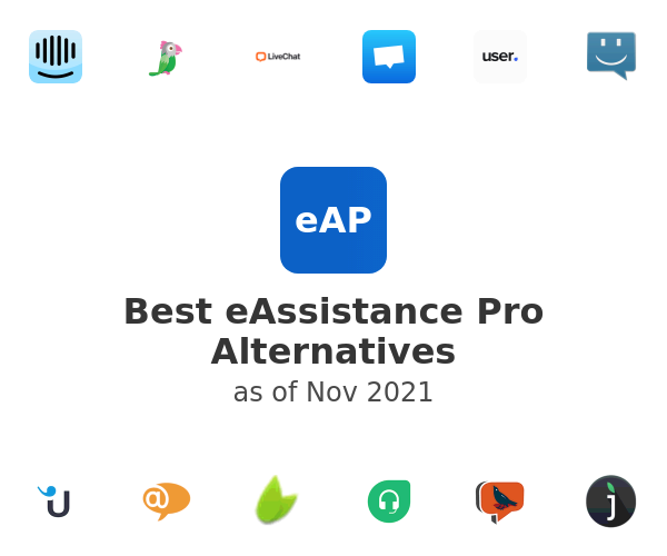 Best eAssistance Pro Alternatives