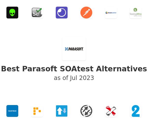Best Parasoft SOAtest Alternatives