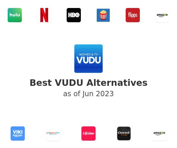 Best VUDU Alternatives