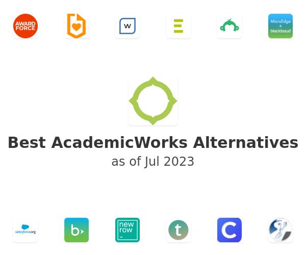 Best AcademicWorks Alternatives