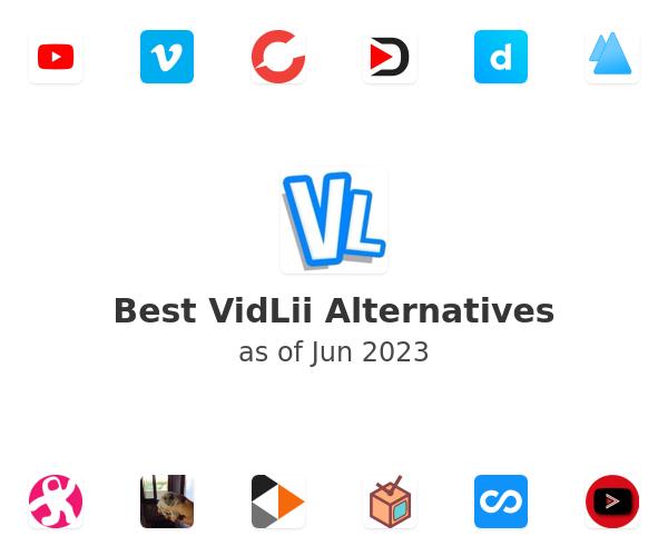 Best VidLii Alternatives