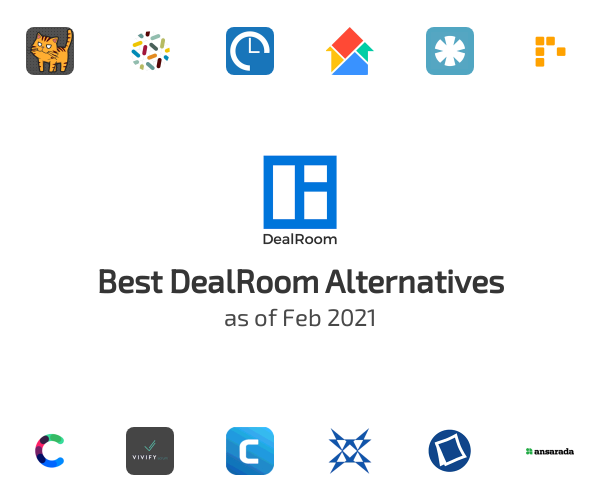 Best DealRoom Alternatives