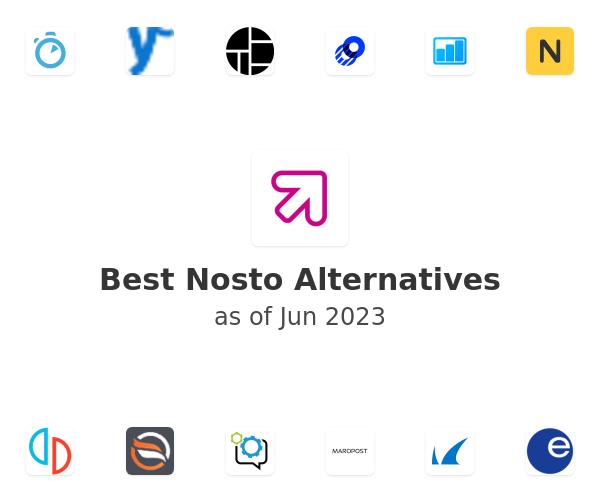 Best Nosto Alternatives