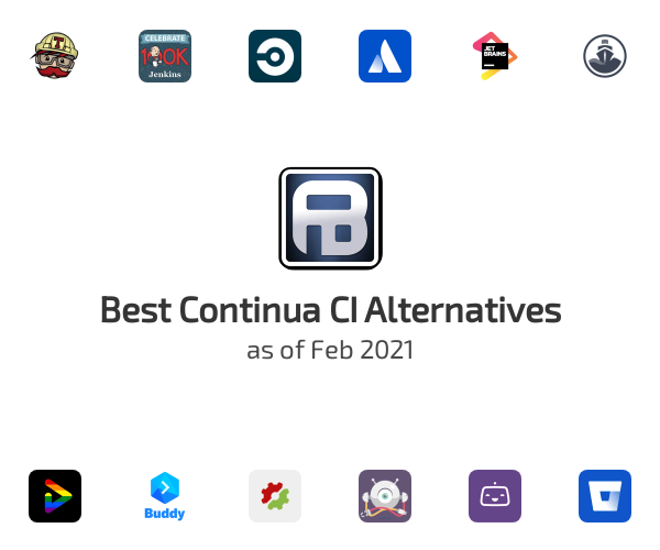 Best Continua CI Alternatives