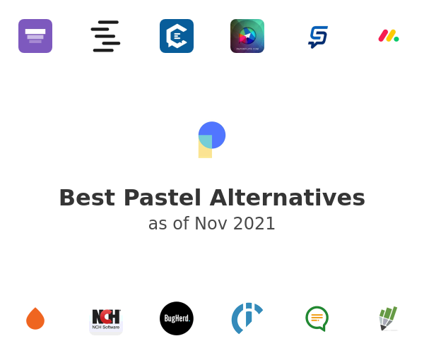 Best Pastel Alternatives
