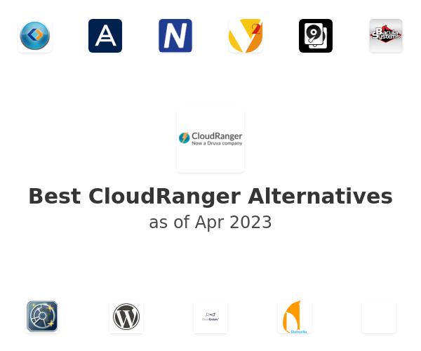Best CloudRanger Alternatives