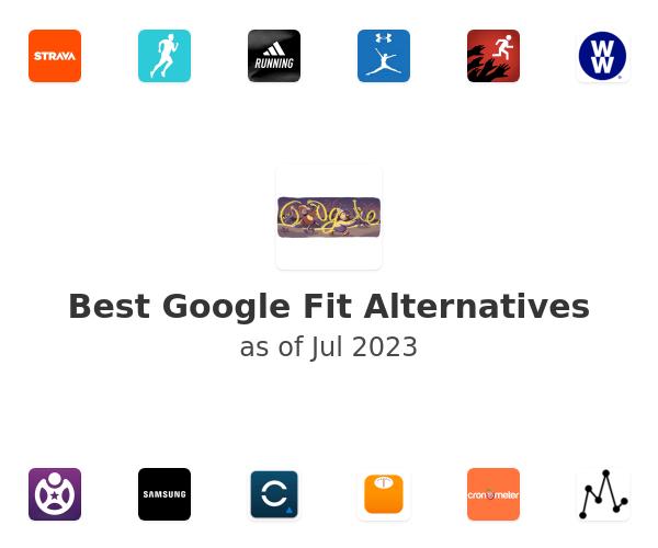 Best Google Fit Alternatives