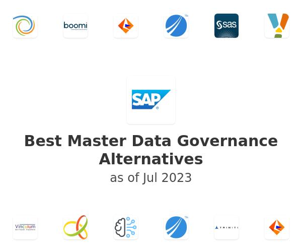 Best Master Data Governance Alternatives