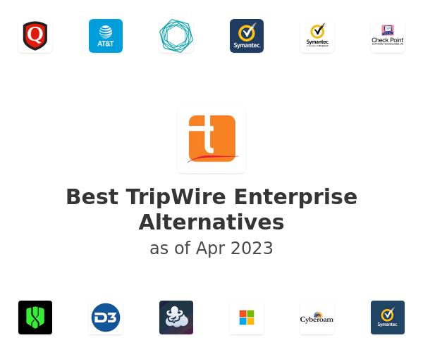 Best TripWire Enterprise Alternatives