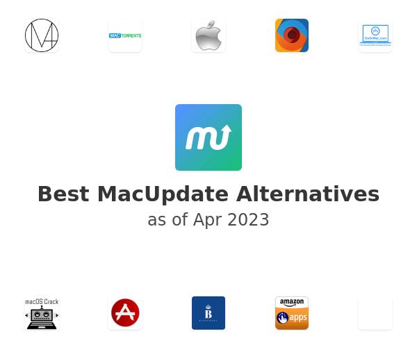 Best MacUpdate Alternatives