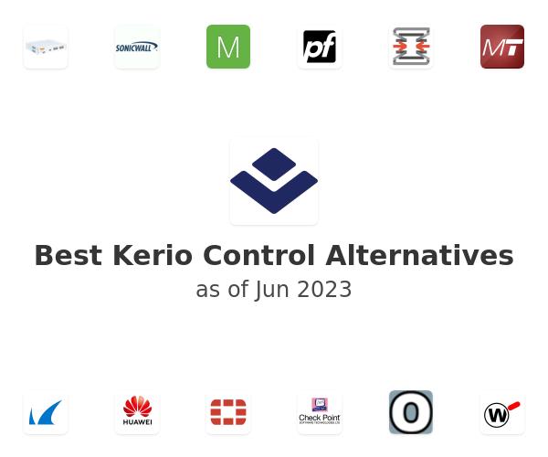 Best Kerio Control Alternatives