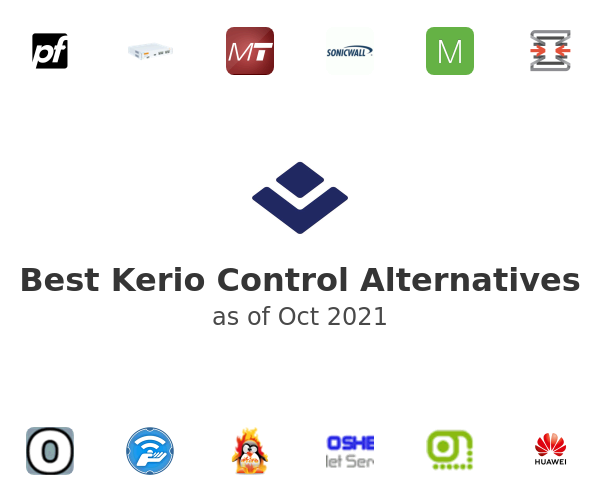 Best Kerio Control Alternatives