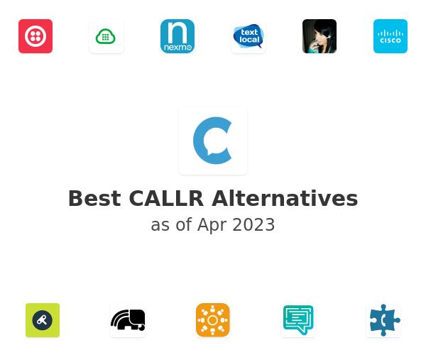 Best CALLR Alternatives