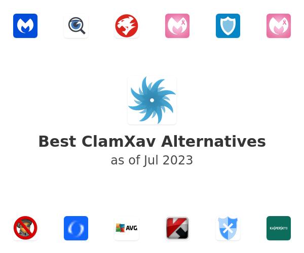 Best ClamXav Alternatives