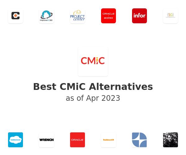 Best CMiC Alternatives