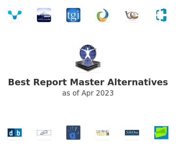 Best Report Master Alternatives