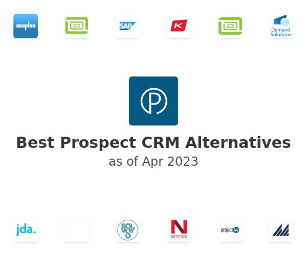 Best Prospect CRM Alternatives